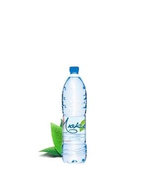 Питьевая вода высшей категории «Люкс», объем 1,5 литра
